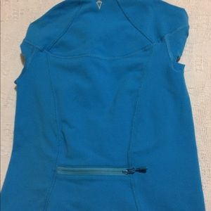 Blue Ivivva Zip up jacket